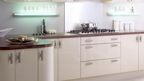 Technica Gloss Stone With Curved Units