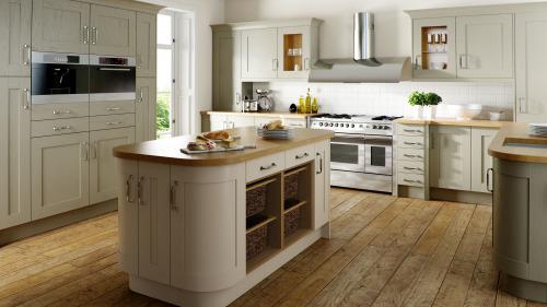 Shaker Wood Sage Grey Oyster