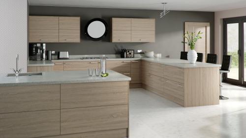 Linear Bardolino Oak