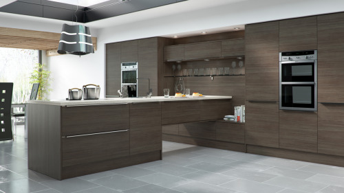 Woodgrain Brown Grey Avola