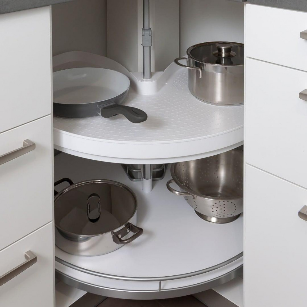 U Shaped Kitchens Storage