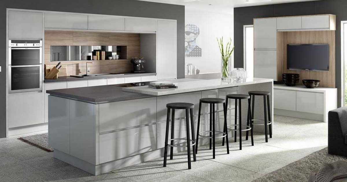 Discover 9 Refreshing Breakfast Bar Ideas To Suit Any Kitchen