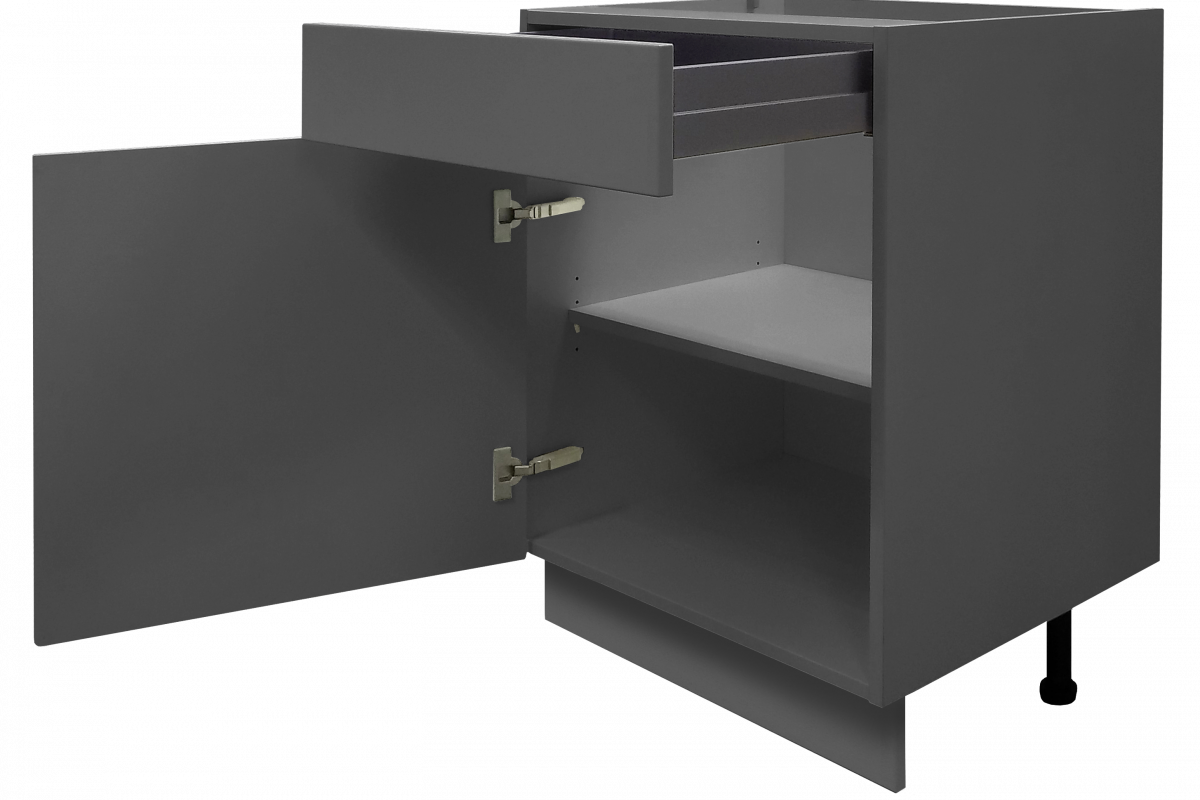 Graphite Cabinet