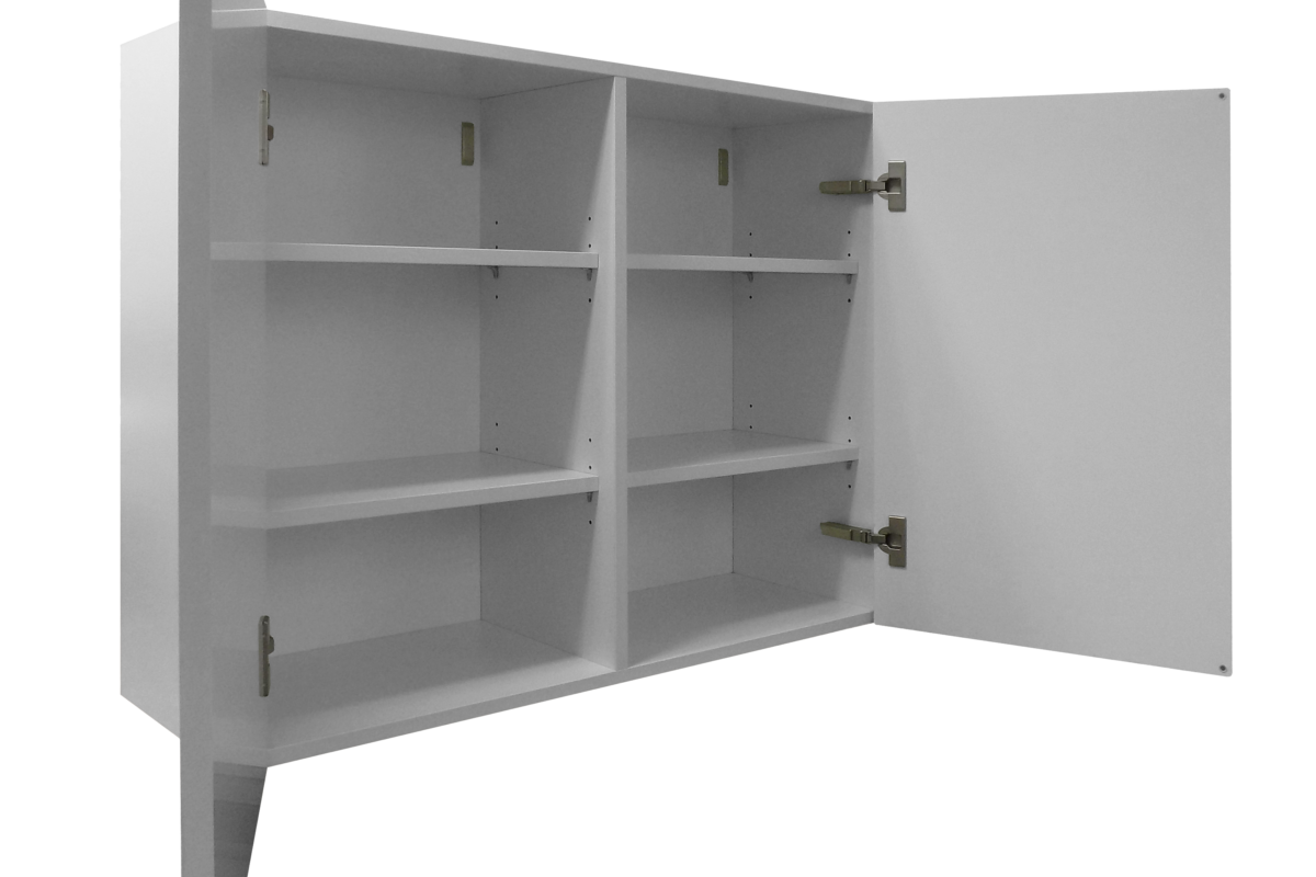 Rigid Wall Unit Open