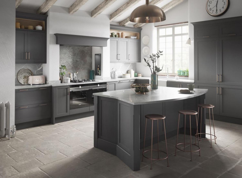 Grey Kitchen Ideas Shaker Style