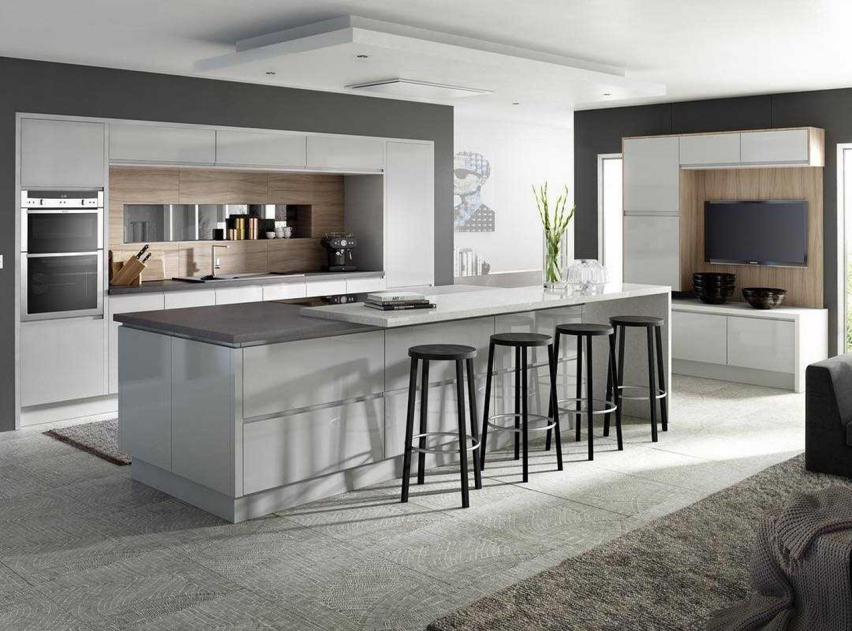 Kitchen Cabinets Overhead Storage
