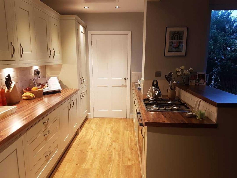 Kitchen Layouts Galley