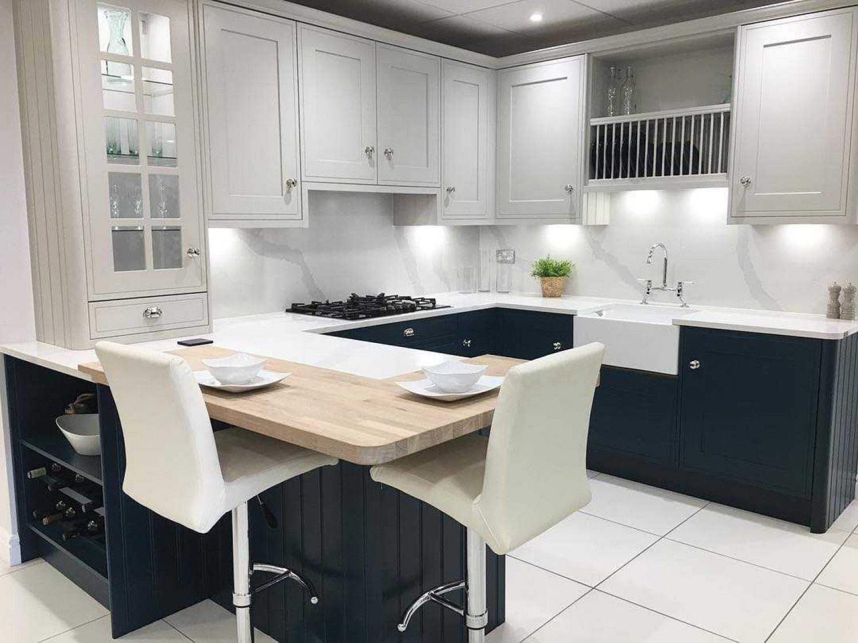 Kitchen Layouts Ushaped