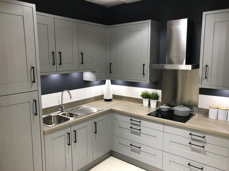 Solid Wood Worktops Modern Kitchen