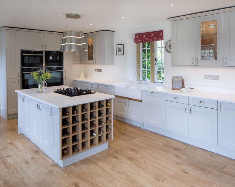 Kitchen Shelves Wine Rack