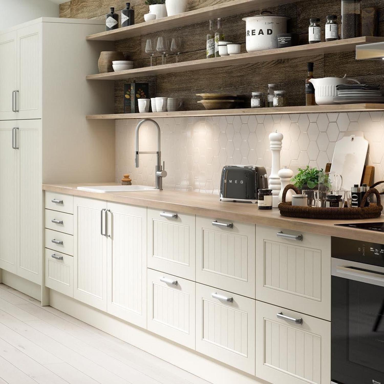 Cream Kitchen Ideas Country Kitchen