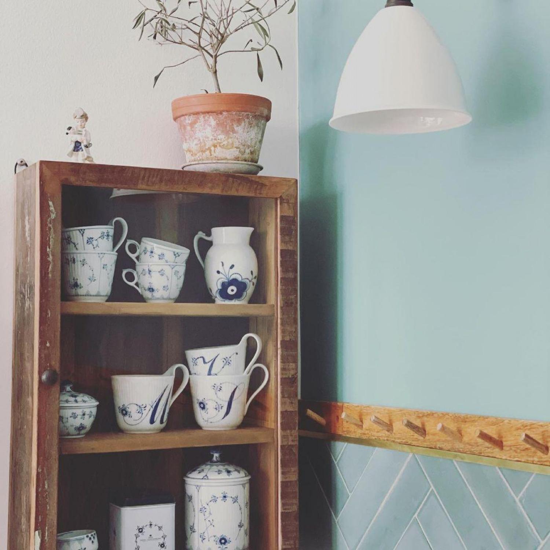 Duck Egg Blue Kitchen Ideas Blue Walls