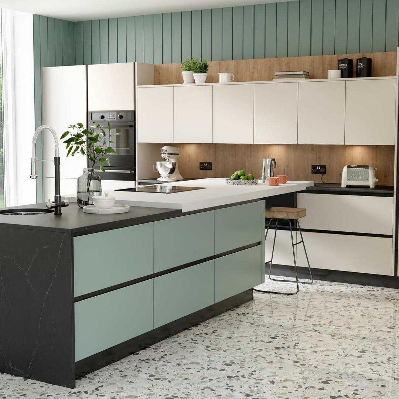 Duck Egg Blue Kitchen Ideas Cabinet Doors