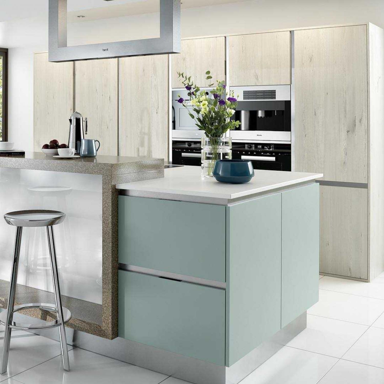 Duck Egg Blue Kitchen Ideas Kitchen Island