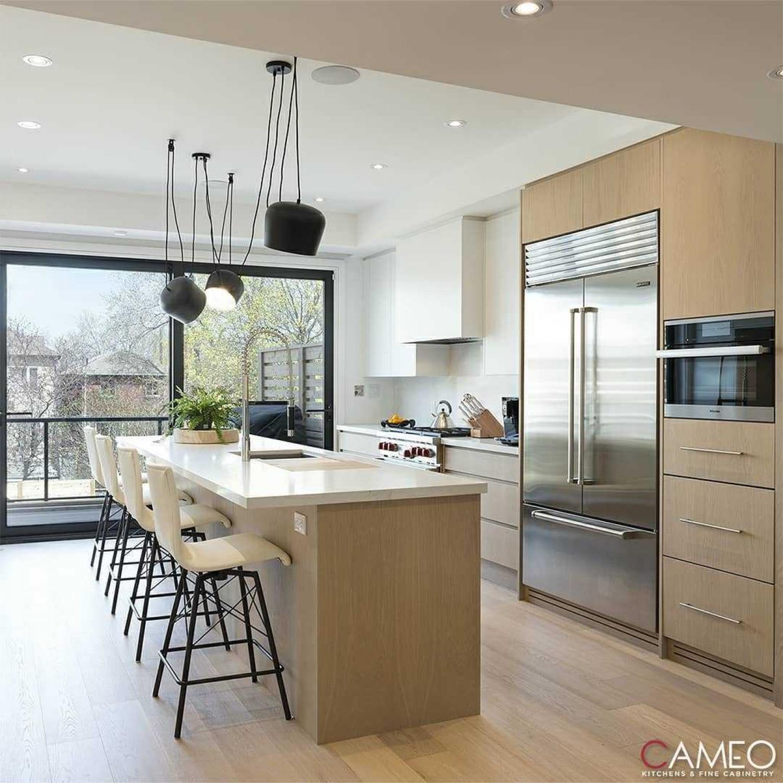 Galley Kitchen Flooring