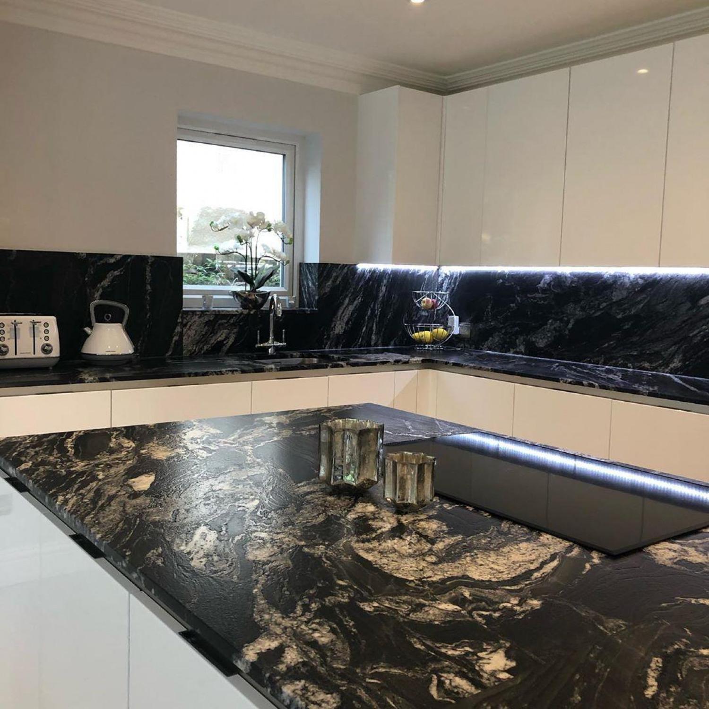 Granite Worktops Kitchen Island