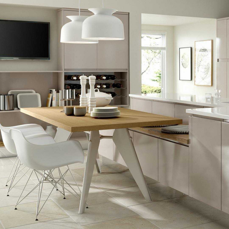 Kitchen Cabinets Zonal Storage