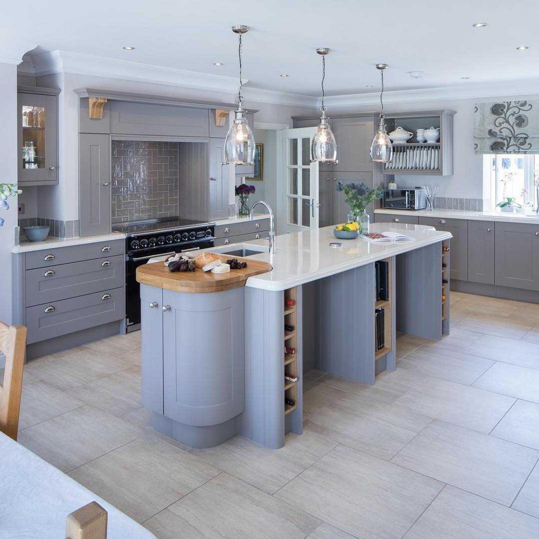 Kitchen Flooring Stone