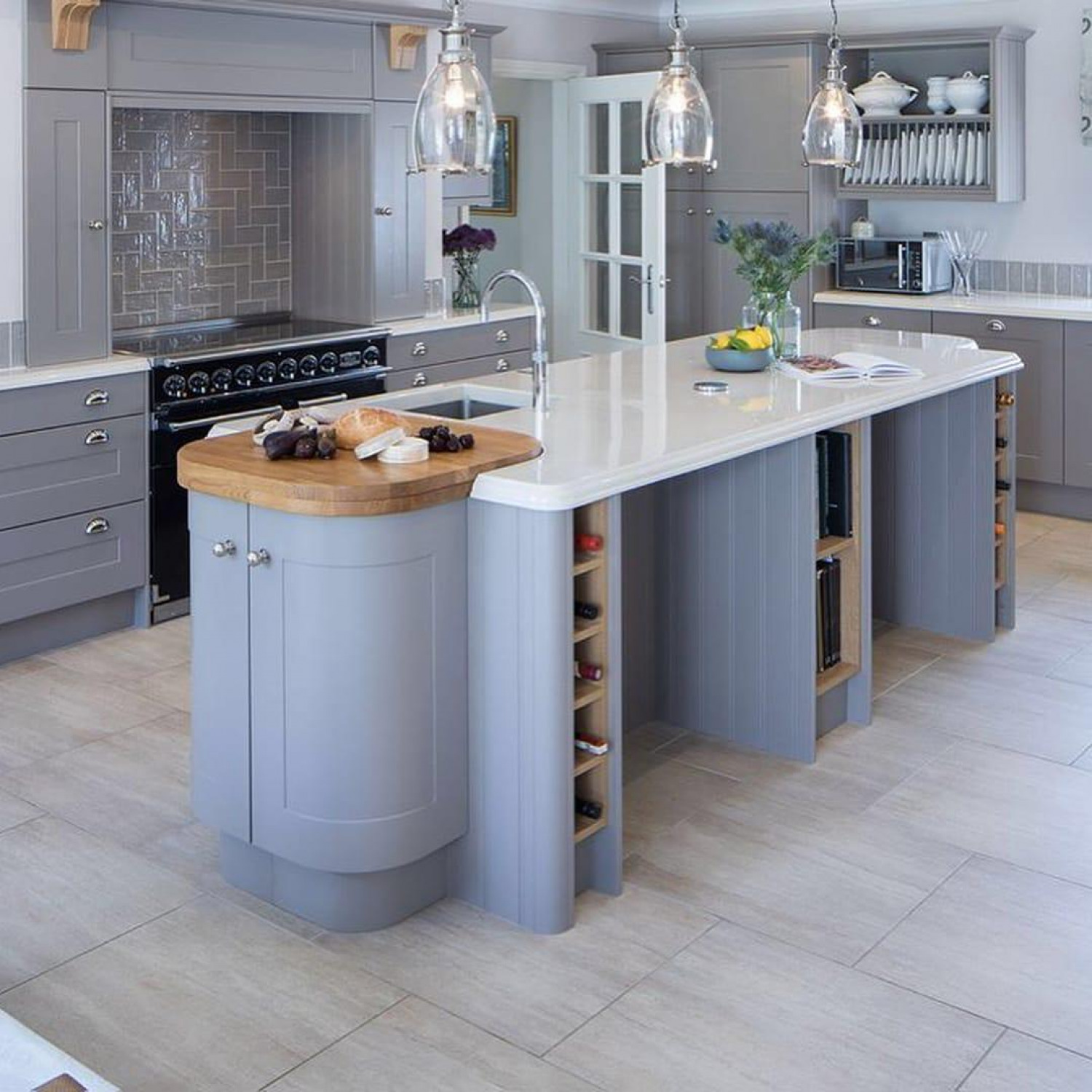Kitchen Island Ideas Cupboard Doors