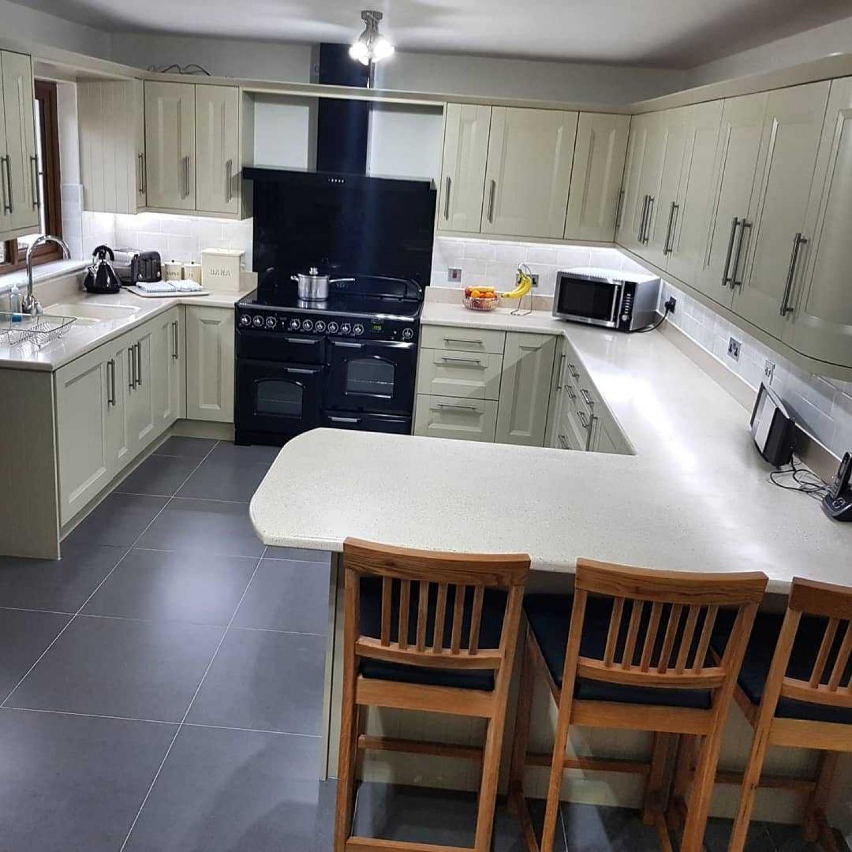 Kitchen Layouts Gshaped
