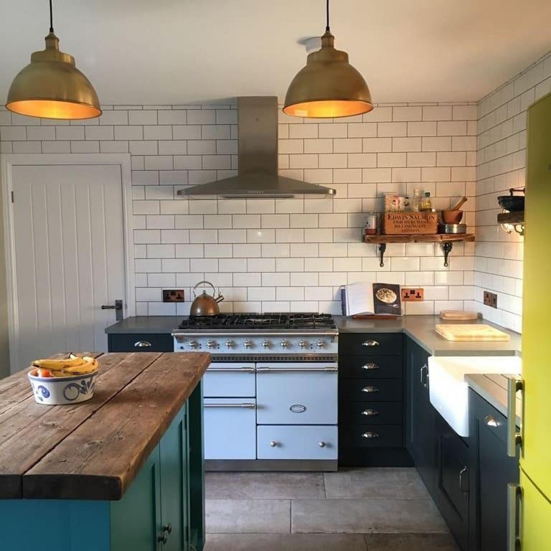 Kitchen Layouts Lshaped