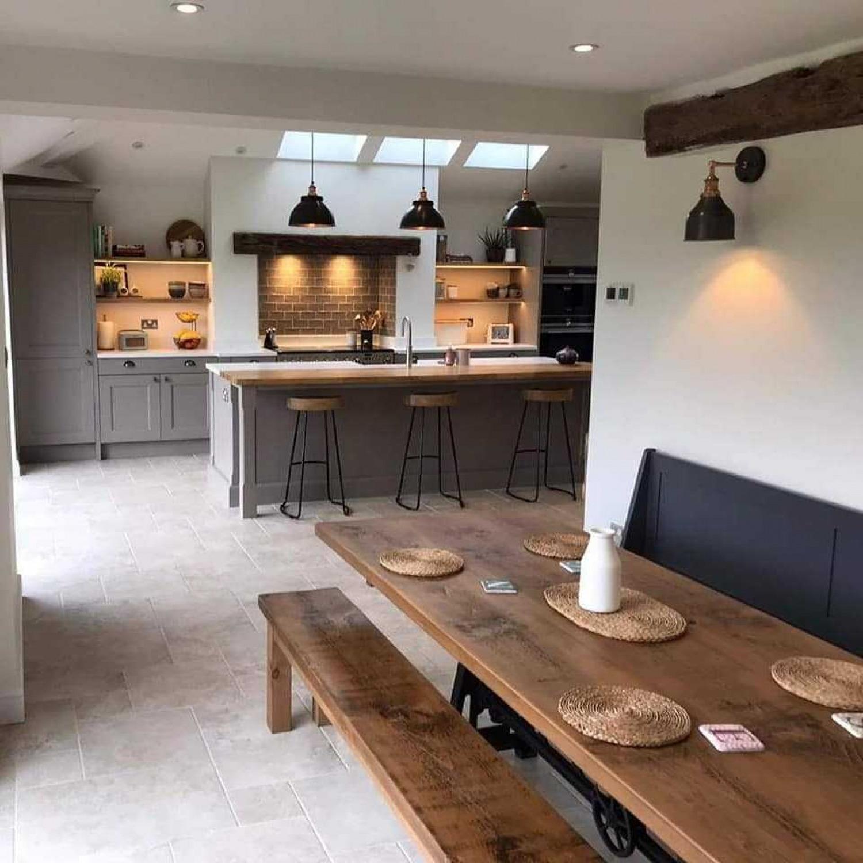Kitchen Tiles Natural Flooring