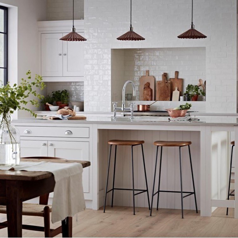 Kitchen Wallpaper Ideas White Kitchen Wallpaper