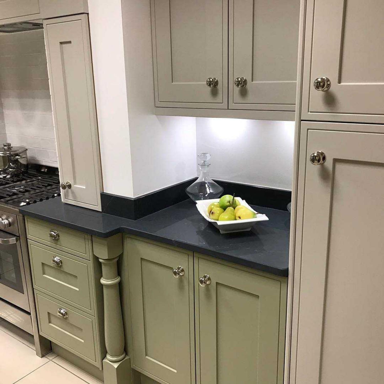 Olive Kitchen Ideas Black Countertops