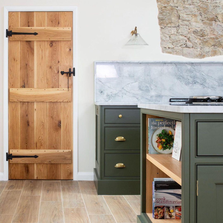 Olive Kitchen Ideas Gold Cabinet Handles