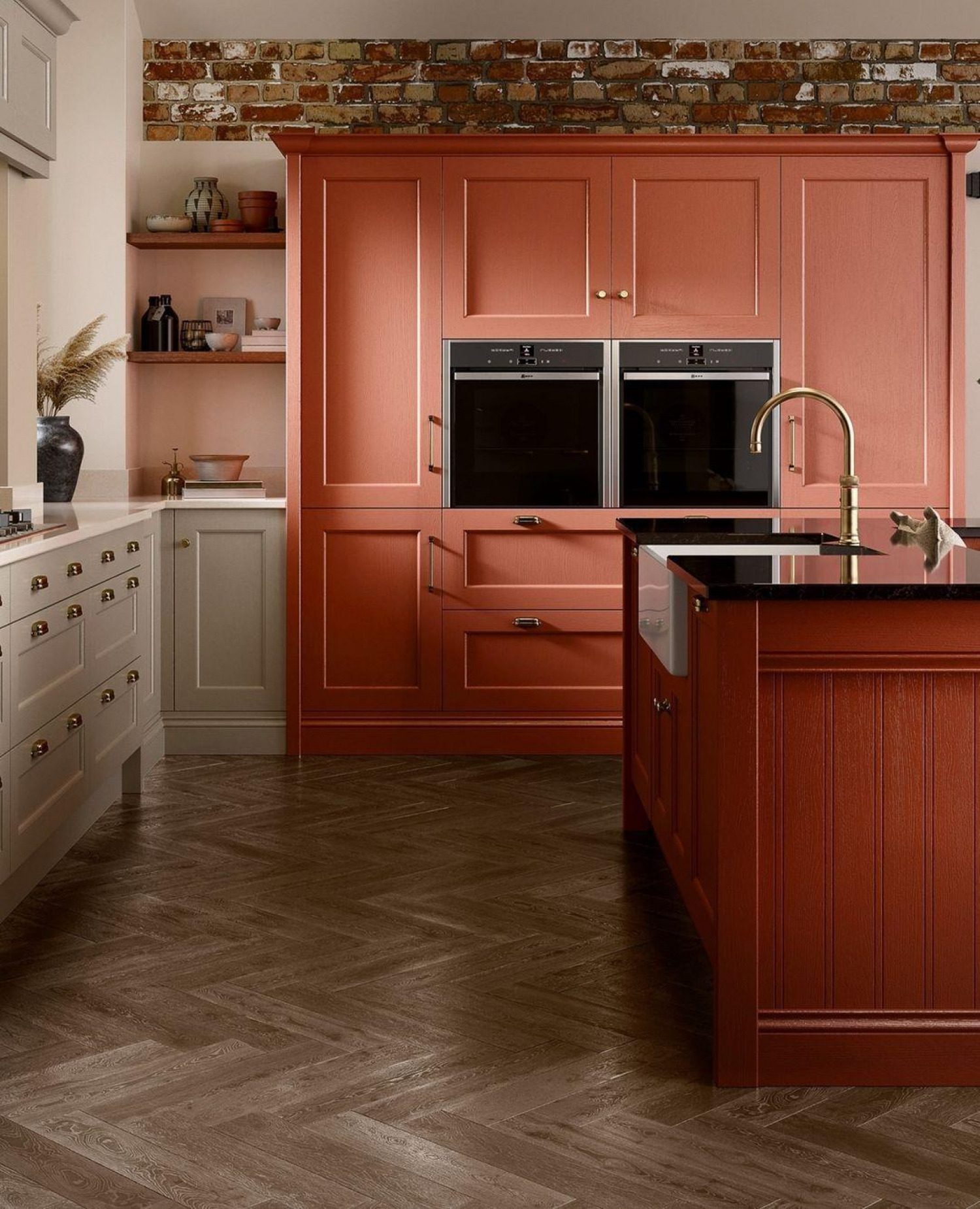 Red Kitchen Ideas Red Cabinets