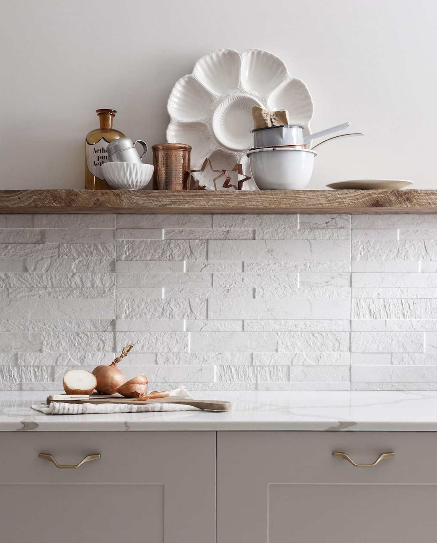 Kitchen Tiles Textured Wall