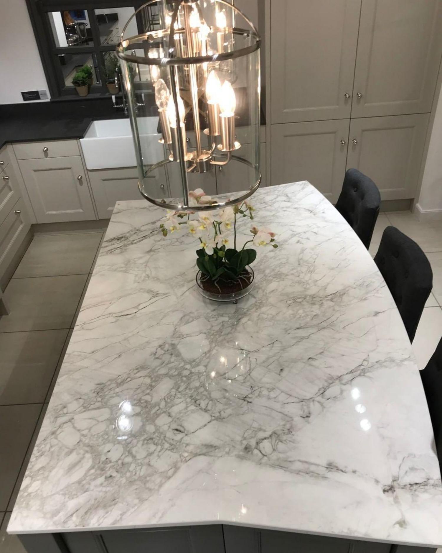 Granite Worktops White
