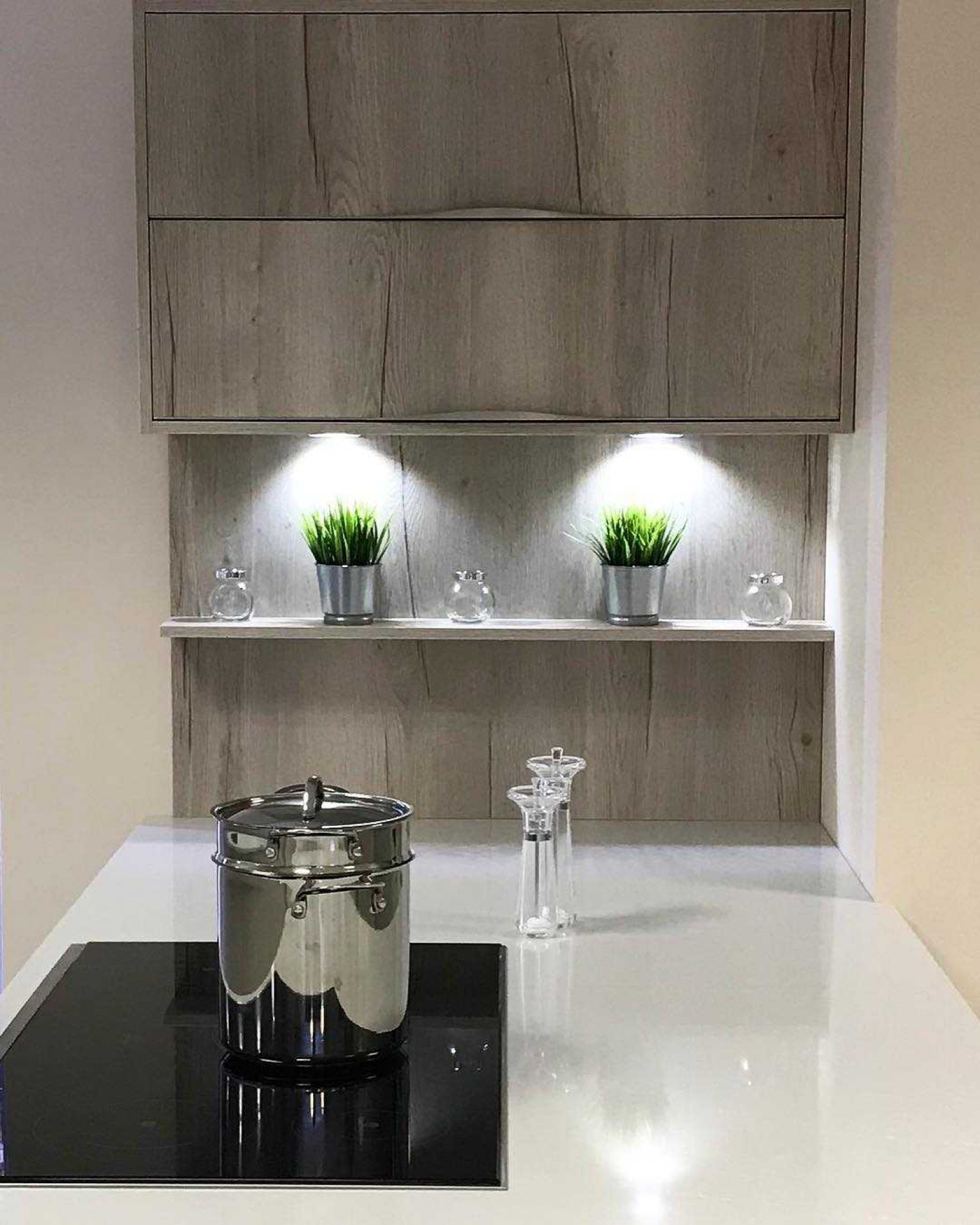 Kitchen Shelving Feature Shelves