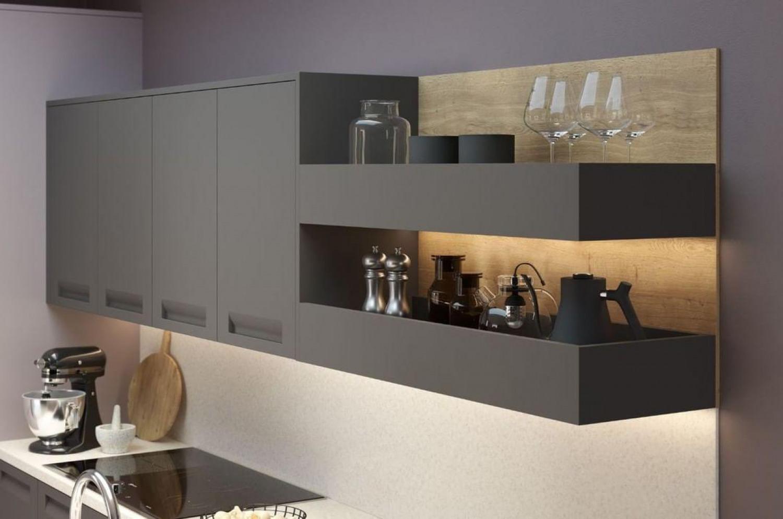 Kitchen Shelves Open Shelving