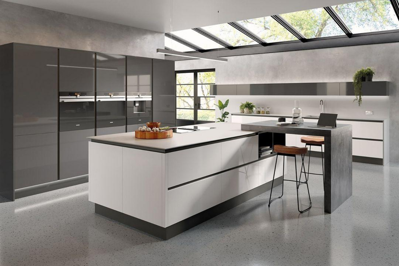 White Kitchen Cabinet Ideas Kitchen Island