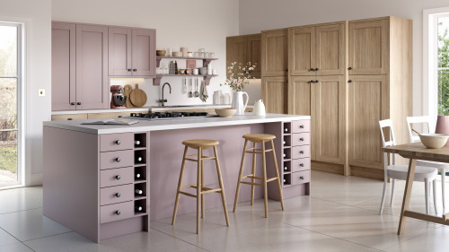E N21 English Rose Moda Painted Heather And Shaker Sand Oak 19 Omega Hp S25 En21 Est F01 New Cornice Claire Amended
