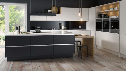 fitted kitchens uk omega plc modern amp classic kitchen design