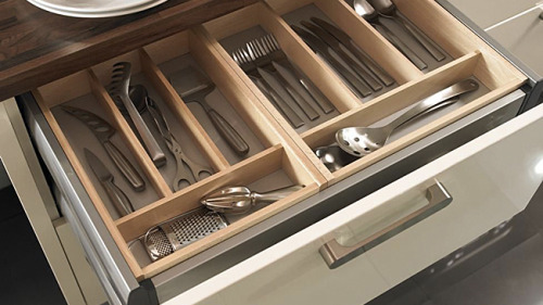 Internal Drawer Cutlery Insert
