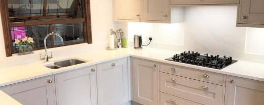 Small Kitchens L Shaped Kitchen