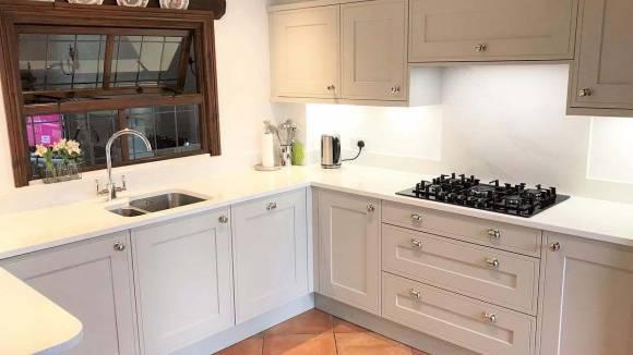 Small Kitchens L Shaped Kitchen