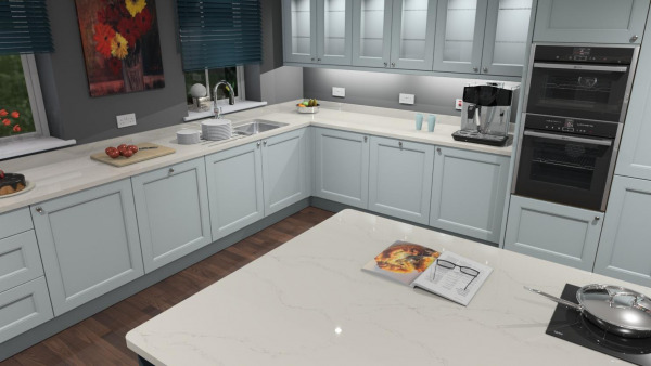 Sydenhams Kitchen Designed By Raj For Marcus 3 March 29 View 1