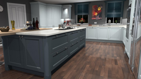 Sydenhams Kitchen Designed By Raj For Marcus 3 March 29 View 10