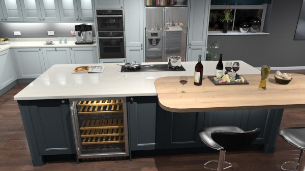 Sydenhams Kitchen Designed By Raj For Marcus 3 March 29 View 4