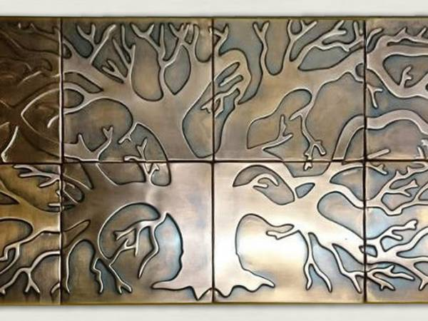 Tree Of Life Tiles From My Coppercraft