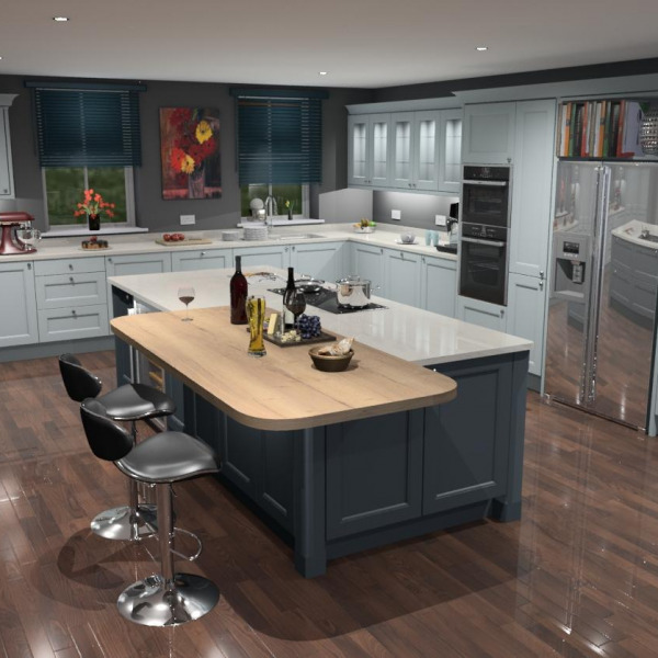 Sydenhams Kitchen Designed By Raj For Marcus 3 March 29 View 3