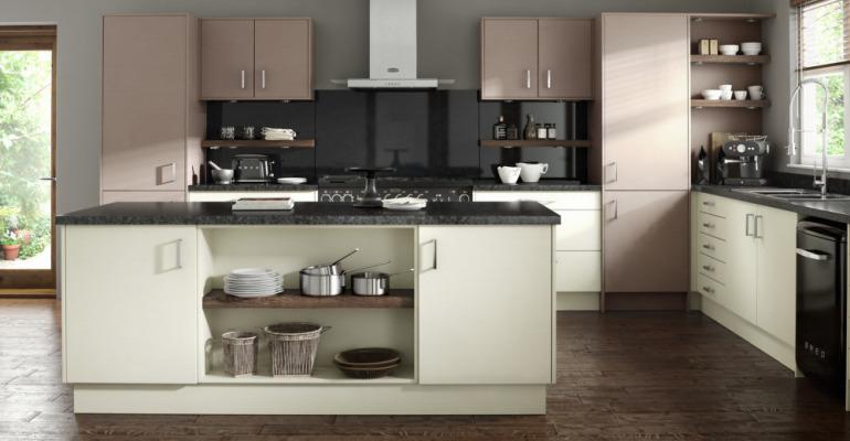 Black Kitchen Worktop Ideas