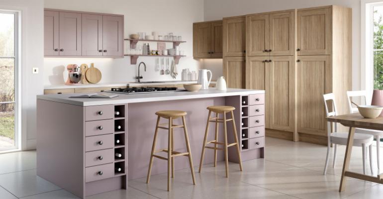 Purple Kitchen Ideas